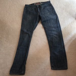 Awesome pair of men's Levi's skinny jeans in 31x32